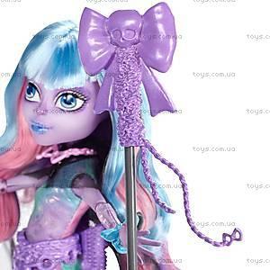 Кукла Monster High «Призрачные ученики» из м/ф «Привидения», CDC34, детские игрушки