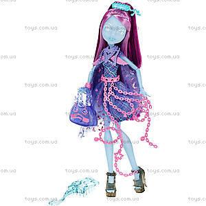 Кукла Monster High «Призрачные ученики» из м/ф «Привидения», CDC34, магазин игрушек
