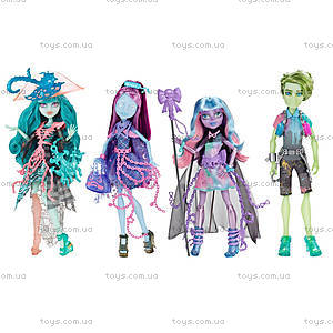 Кукла Monster High «Призрачные ученики» из м/ф «Привидения», CDC34