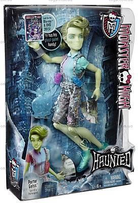 Кукла Monster High «Призрачные ученики» из м/ф «Привидения», CDC34, детский
