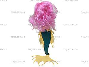 Кукла-русалочка для девочек Monster, 8098A, фото