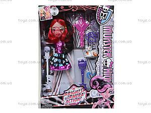Красивая кукла Monster High с аксессуарами, RY299A, фото
