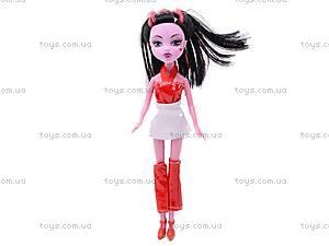 Кукла Monster High, с аксессуарами, YL905-C