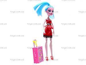 Кукла Monster High с аксессуарами, 2022-D, купить