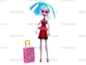 Кукла Monster High с аксессуарами, 2022-D