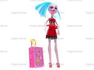 Кукла Monster High с аксессуарами, 2022-D, отзывы