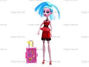 Кукла Monster High с аксессуарами, 2022-D, цена