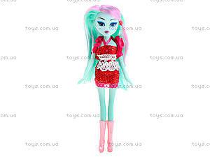 Детская кукла «Монстр Хай» с аксеcсуарами, 0801, купить