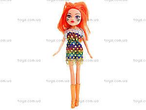 Детская кукла «Монстр Хай» с аксеcсуарами, 0801, цена