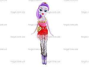 Набор кукол с аксессуарами «Модный показ», 0803, детские игрушки