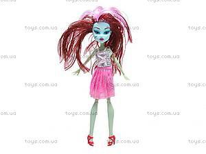 Кукла Monster High с чемоданом, 2022-B, купить