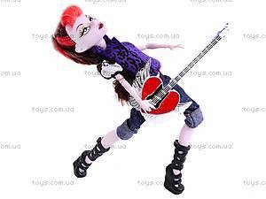 Кукла Monster High с гитарой, 93052, отзывы