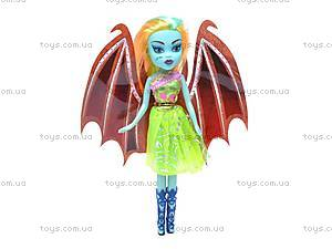 Кукла Monster High с крыльями, MG-8A, фото
