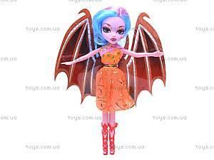 Кукла Monster High с крыльями, MG-8A, магазин игрушек