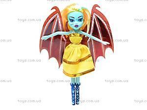Кукла Monster High с крыльями, MG-8A, toys