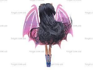 Кукла Monster High с крыльями, MG-8A, іграшки