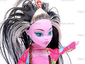 Кукла Monster High, с нарядом, 20205, игрушки