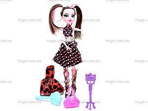 Кукла Monster High, с платьем, HP1031796