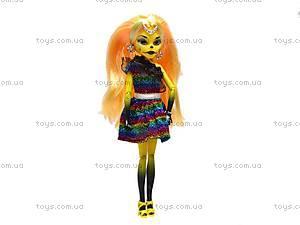 Кукла Monster High с подставкой, YY2011B/1-2, купить