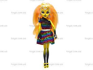 Кукла Monster High с подставкой, YY2011B/1-2