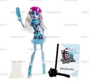 Кукла Monster High серии «Урок искусств», BDF11, игрушки