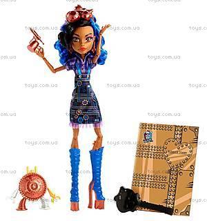 Кукла Monster High серии «Урок искусств», BDF11, детские игрушки