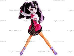Кукла Monster High «Уроки танцев», 93054, отзывы