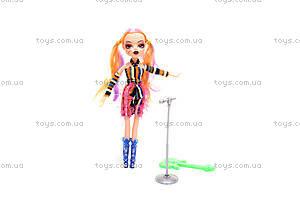 Кукла Monster High в готическом стиле, М1238D