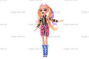 Кукла Monster High в готическом стиле, М1238D, игрушки