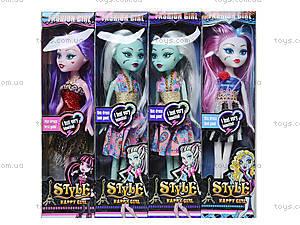 Игрушечная кукла My style, 8020A, игрушки