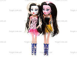 Кукла Monster High, в стиле «Готика» , 6623, купить
