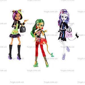 Кукла Monster High из серии «Новый страхоместр», X4648, купить