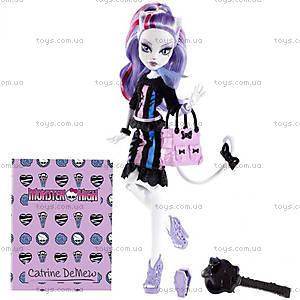 Кукла Monster High из серии «Новый страхоместр», X4648, фото
