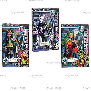 Кукла Monster High из серии «Новый страхоместр», X4648