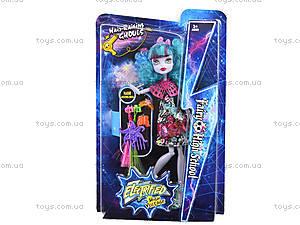 Monster High Electrified с расческой, DH2169, цена