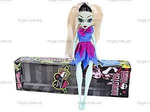 Кукла «Монстер Хай» для девочек, 033-1, игрушки