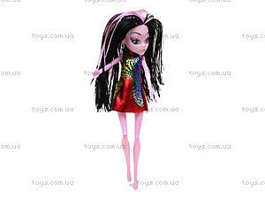 Кукла «Монстер Хай» для девочек, 033-1, магазин игрушек
