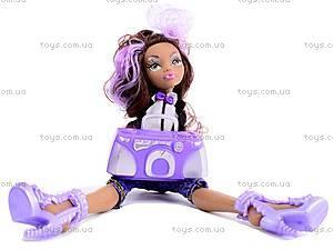 Кукла «Монстер Хай» с аксессуарами, 93051, цена
