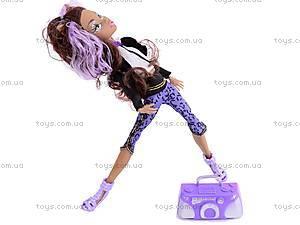 Кукла «Монстер Хай» с аксессуарами, 93051, игрушки