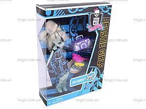 Кукла «Монстер Хай» с аксессуарами, 93051, детские игрушки