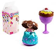 Кукла-мороженое с ароматом «Cupcake Surprise» сиреневая, 1098, купить