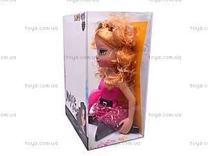 Кукла Moxie, набор для макияжа, T718, купить