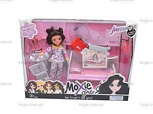 Кукла Moxie с аксессуарами, 7019, toys.com.ua