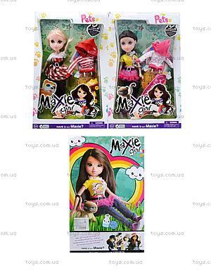 Кукла Moxie с набором одежды, HX608A