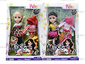 Кукла Moxie с набором одежды, HX608A, отзывы