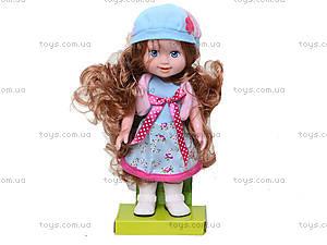 Музыкальная кукла, несколько видов, 12088, купить