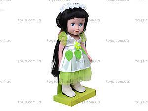 Кукла для девочек, музыкальная, 12028, фото