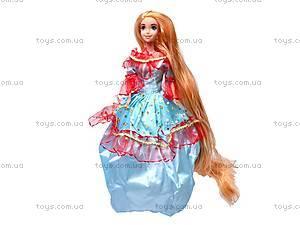 Кукла музыкальная детская «Рапунцель», CQS-14-R7