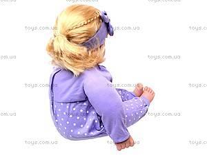 Кукла музыкальная говорящая, B61809, цена
