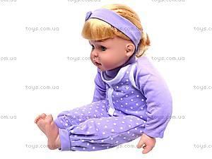 Кукла музыкальная говорящая, B61809, игрушки